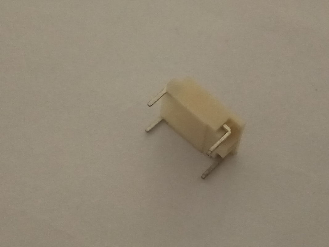 Beige SMT Header Connector Wafer SMD / DIP Header Connector PA9T Material Base