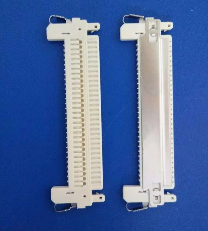 FI - X Series Beige 1.0mm 30 Pin LVDS Connectors For Thin LCD Interface