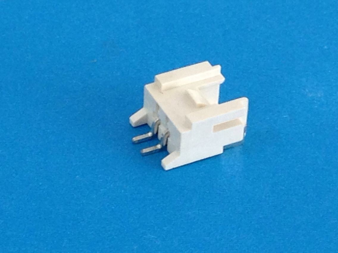 7 Pin Single Row 2mm Header Connector